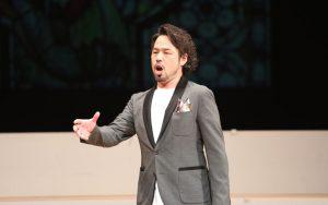 高田智士 Baritone SATOSHI-TAKADA